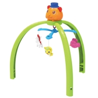 baby bed toys holder