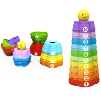 pile cup toys