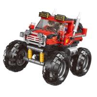 Car go-anywhere vehicle toys