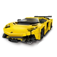 car Lamborghini g building toys