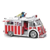 car ice cream toys