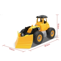 classical construction toys car