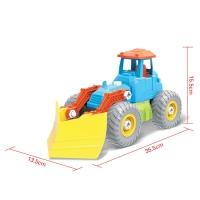 colorful construction toys car