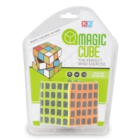 Hot Products magic puzzle cube Custom Cube5x5