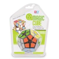 New style educational puzzle megaminx cube