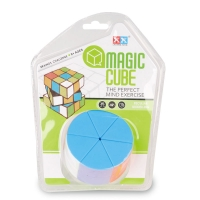 Newest and Educational toy cube round