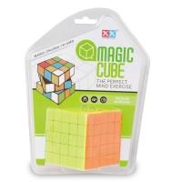 Plastic 5x5 magical cubes puzzle