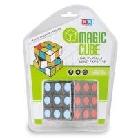 fashion Toys Plastic Magic Puzzle Cube