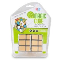 new design Toys Plastic Magic Puzzle Cube