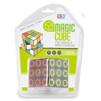plastic sail magic puzzle speed cube