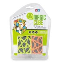 plastic sail magic puzzle speed star cube