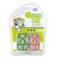 star shape Hot Products magic puzzle cube Custom Cube