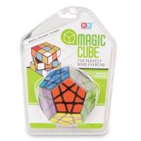 star shape educational puzzle megaminx cube