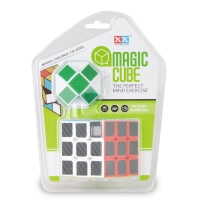 top speed puzzle cube fantastic 3 layer cube