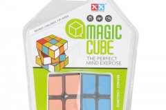 Cube rotation reduction 2x2 Solid color education puzzle intellect toy children kids toys gift