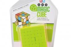 Plastic 7x7 magical cubes puzzle