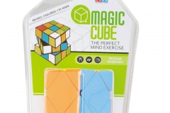 candy Children Education Toys Plastic Magic Puzzle Cube