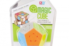 candy color educational puzzle megaminx cube