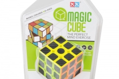 cube magic puzzle blister package