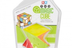 new shape design Toys Plastic Magic Puzzle Cube