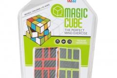 plastic sail magic puzzle speed fashion color cube