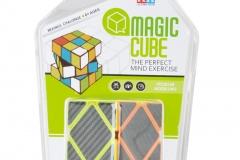plastic sail magic puzzle speed square cube