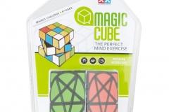 star shape Hot Products magic puzzle cube Custom Cube