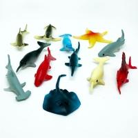 Plastic imitation Marine animal toys