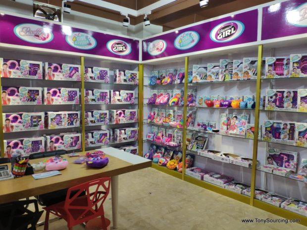 Girl Toys China