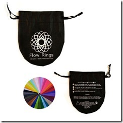 flow rings bag