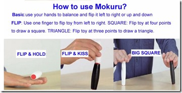 How to play mokuru