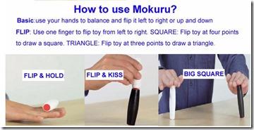 How to play mokuru