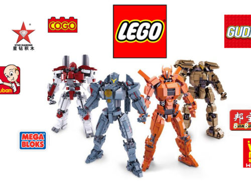 10 Top Building Brick Toys Brand- No Only LEGO