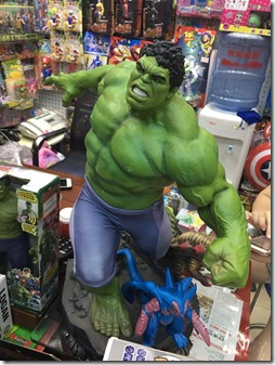 Big Hulk toys