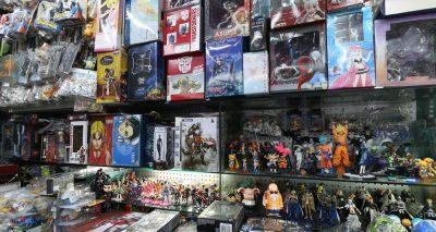 yiwu manga shop