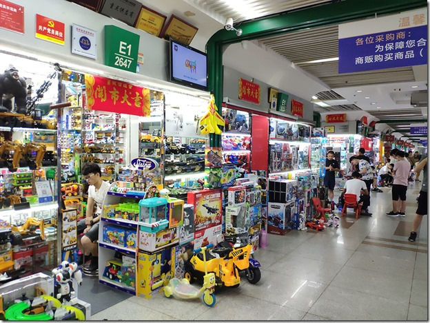 yiwu toys market sourcing