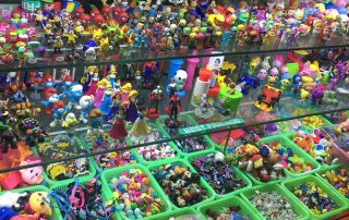 China capsule toys factory