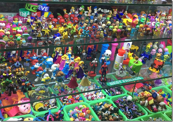 capsule toys supplier