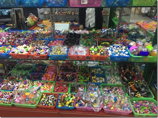 yiwu capsule toys