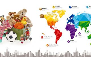 China and world Toys