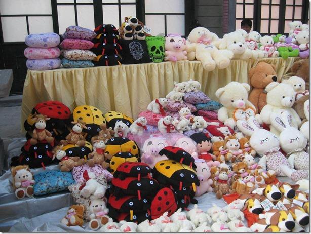 Yangzhou stuffed Toys market