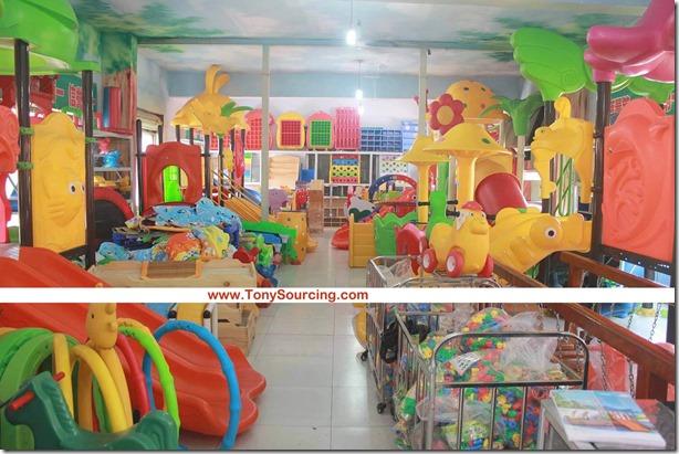 lingyi Yongxing education toys market