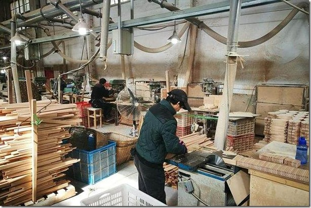 yunhe wooden toys factory