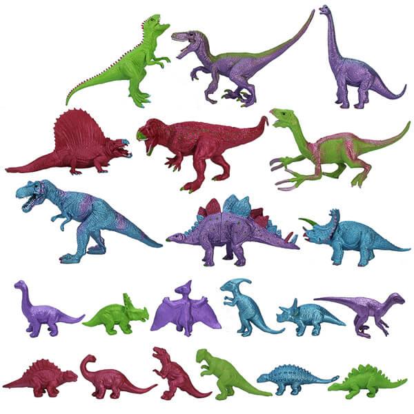 Dinosaur Toys set