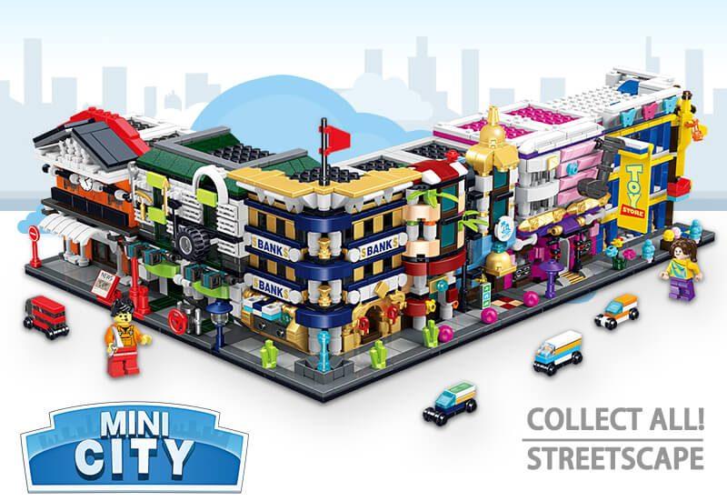 building brick toys