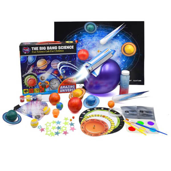 STEM toys the big bang science