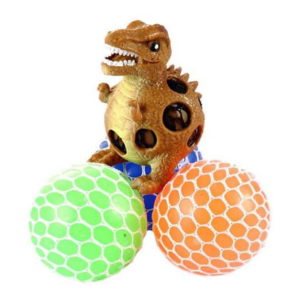 TPR toys dinosaur