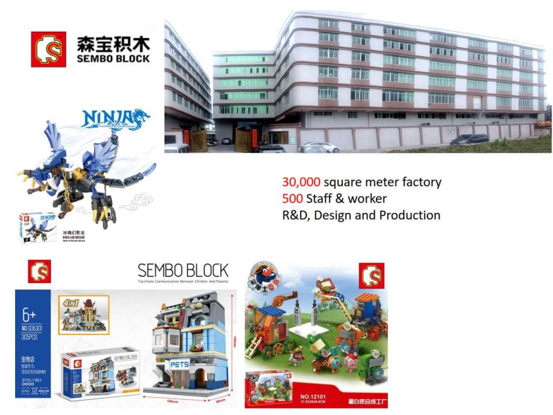 building block for kids Factory