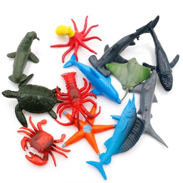 capsule toys ocean