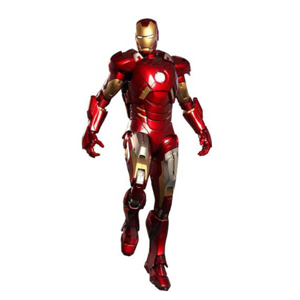 manga toys iron man